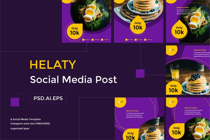 Thumbnail for HELATY Social Media Post