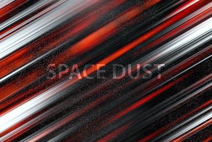 Space Dust Hintergrund Set