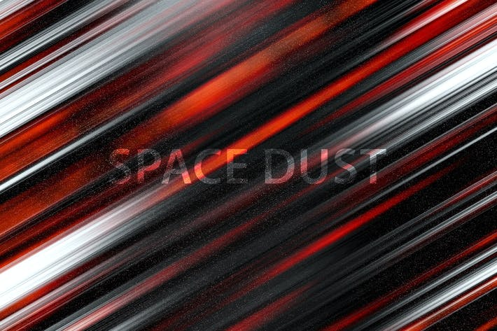 Thumbnail for Space Dust Background Set