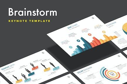 Brainstorm - Keynote Template