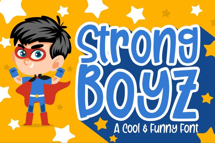 Thumbnail for Boyz fuerte