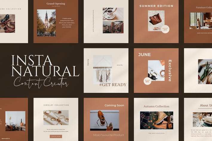 Thumbnail for Natural Insta Creator