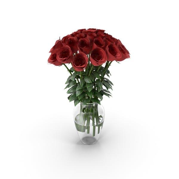 Thumbnail for Roses in Vase