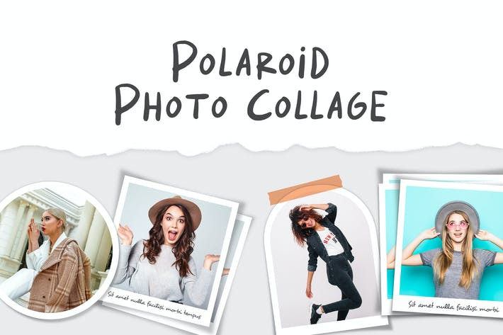 Thumbnail for Polaroid Photo Collage