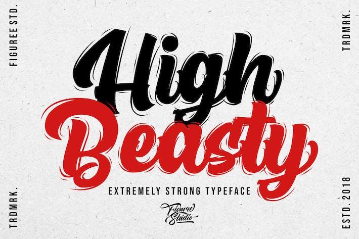 Thumbnail for High Beasty