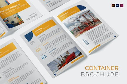 Port And Container Corporation Brochure