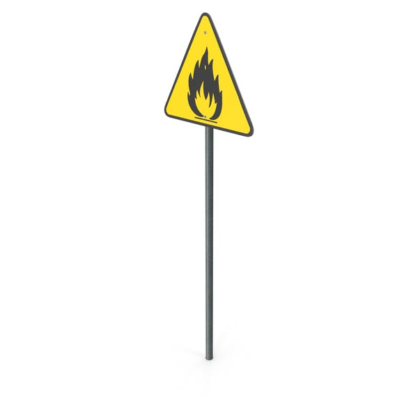 Thumbnail for Знак легковоспламеняющейся опасности