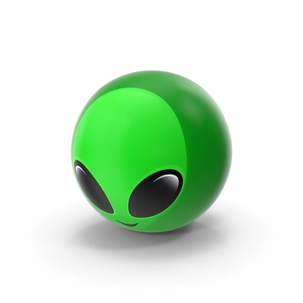 Thumbnail for Alien Emoji