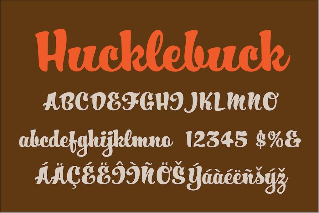 Hucklebuck