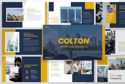 Colton - Architect Keynote
