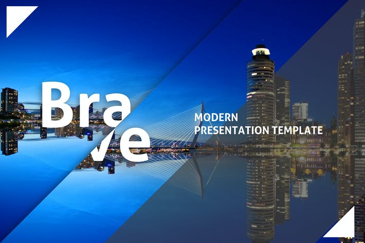 Thumbnail for Brave Modern Presentation