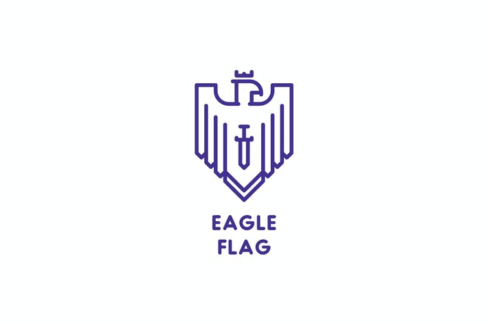 Thumbnail for Eagle Flag