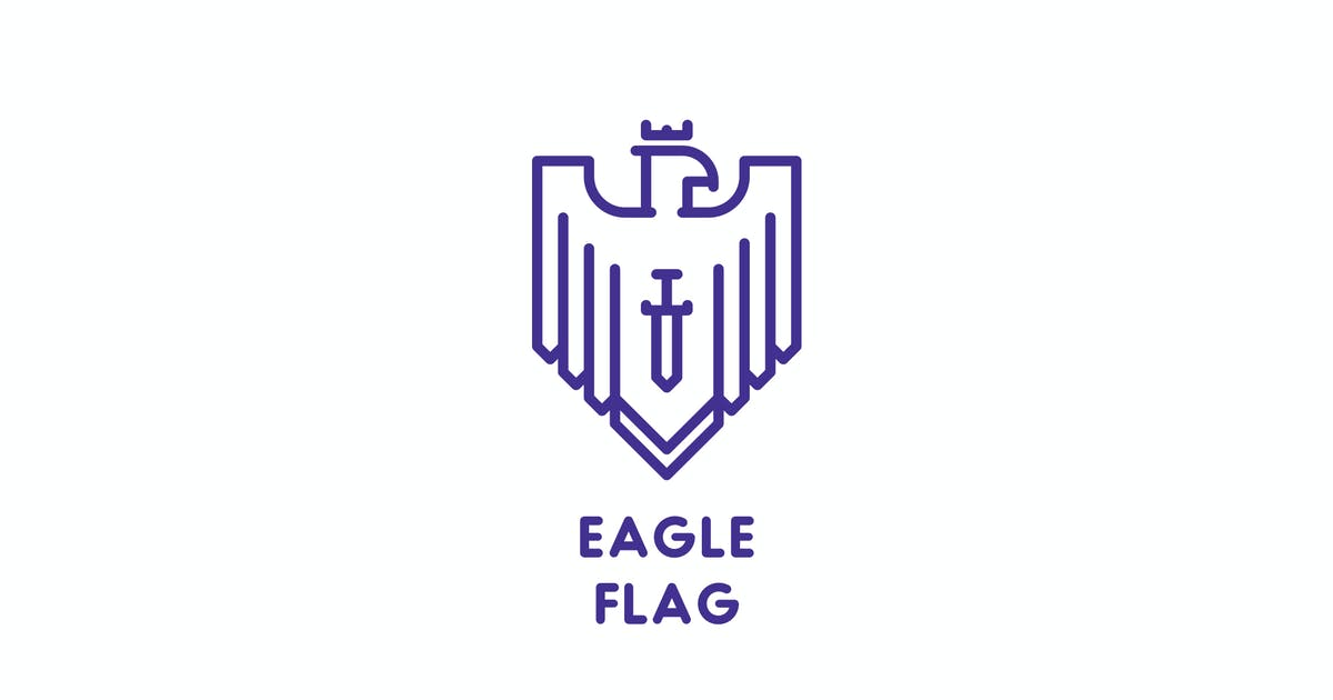 Download Eagle Flag by lastspark