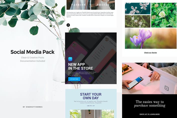 Thumbnail for Social Media Banners - Vol55