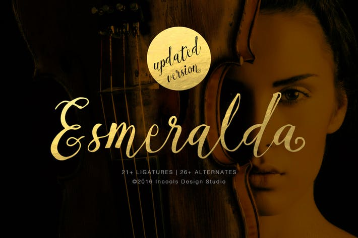 Cover Image For Esmeralda