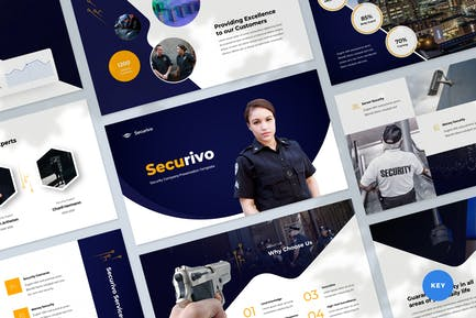Security & Safety Keynote Template
