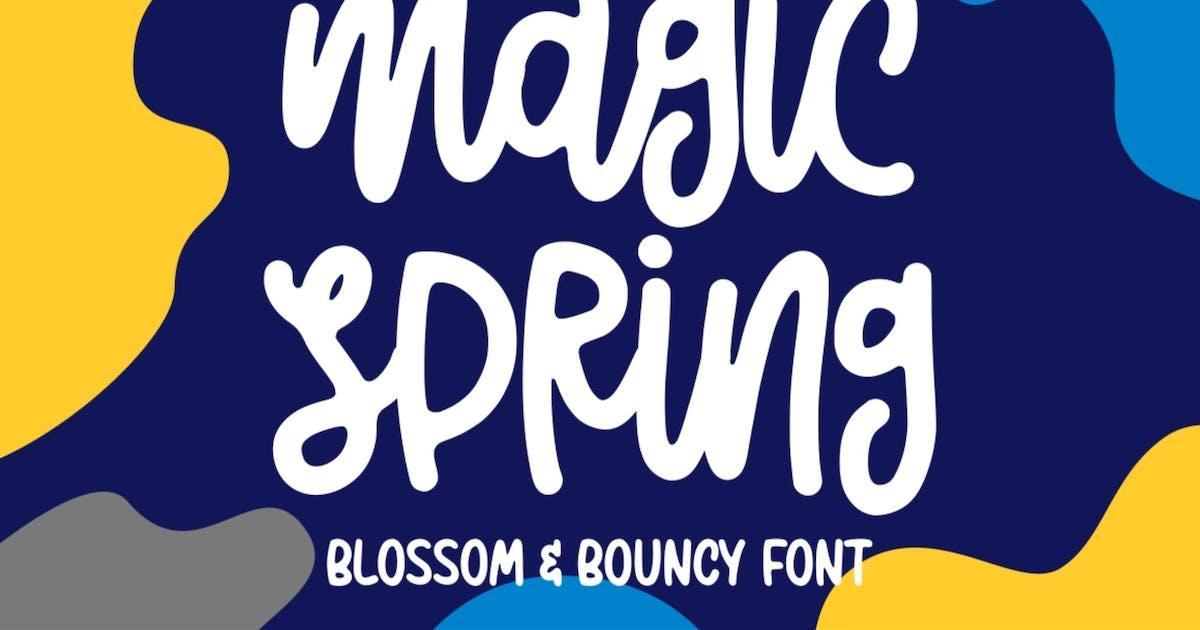 Download Magic Spring by garisman