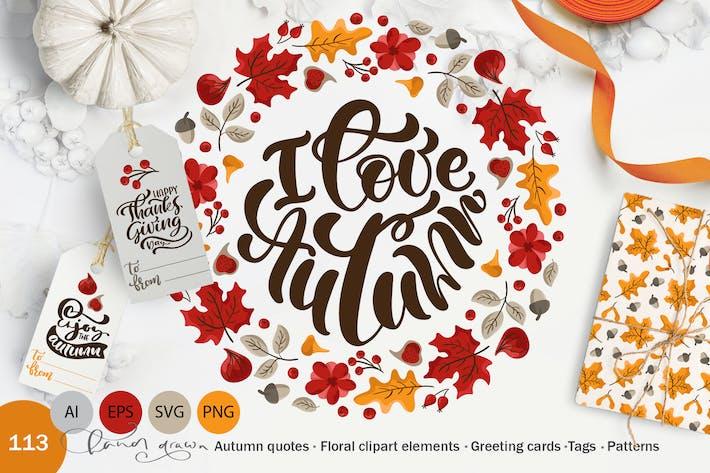 Thumbnail for I Love Autumn