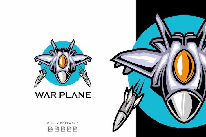 Thumbnail for War Plane Logo