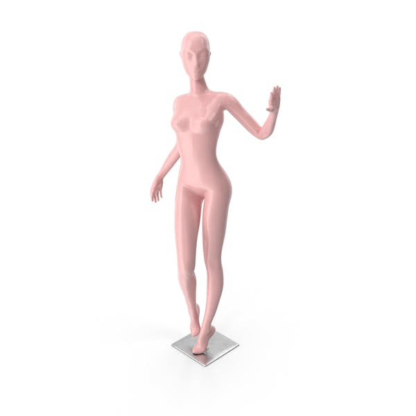 Thumbnail for Posed Mannequin