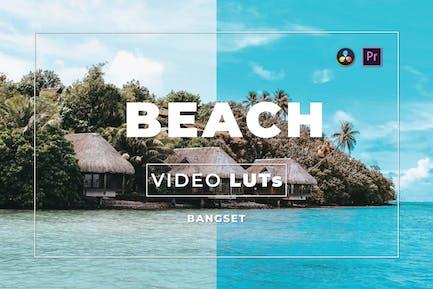 Бангсет Бич Видео LUT