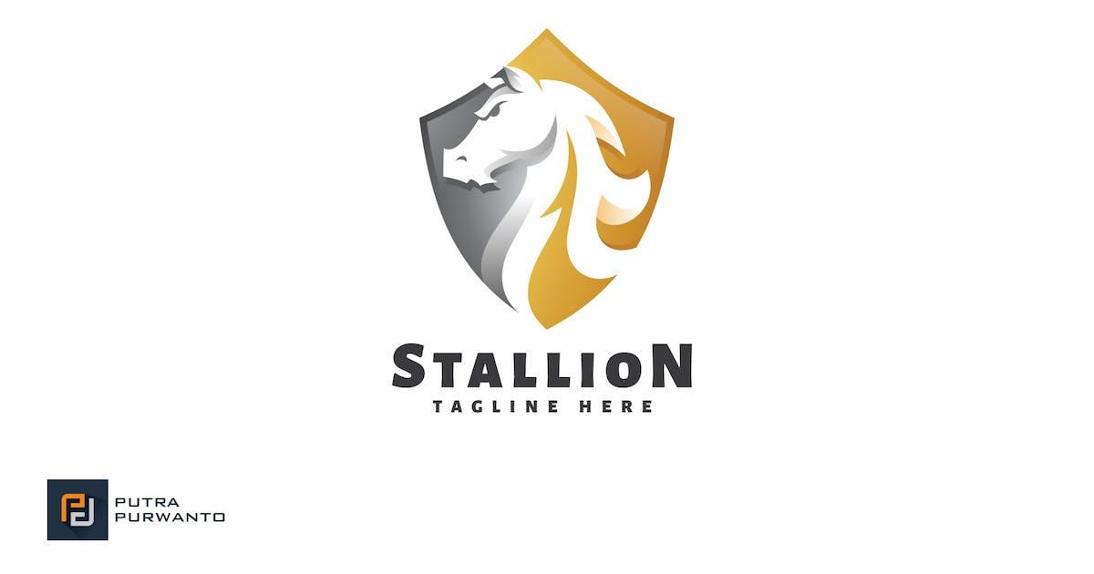 Download Stallion - Logo Template by putra_purwanto