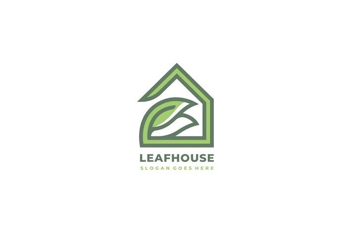 Thumbnail for House Leaves Logo