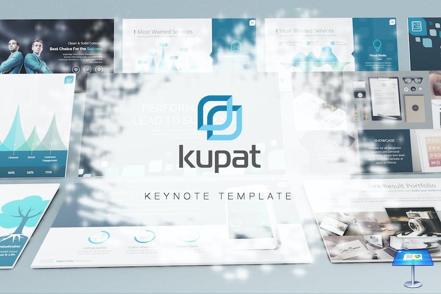 Kupat Keynote Template