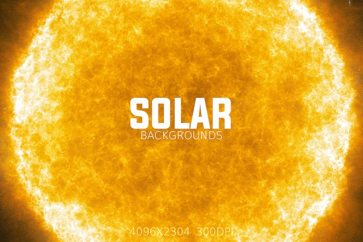Thumbnail for Solar Backgrounds