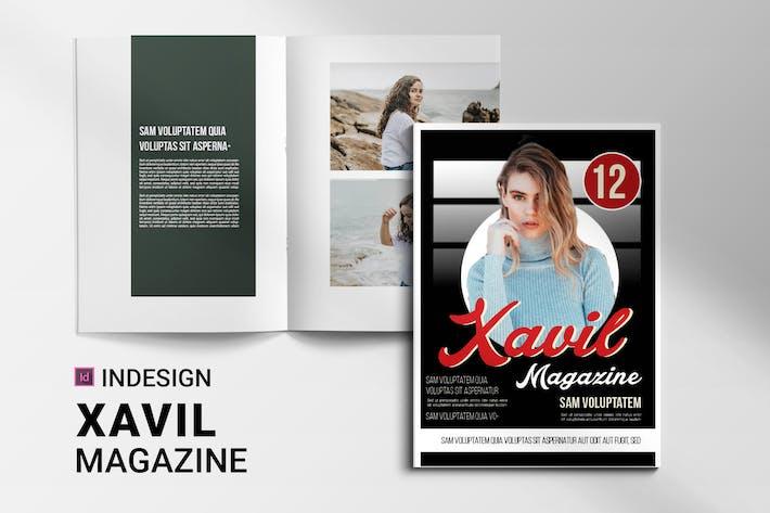 Thumbnail for Xavil | Magazine