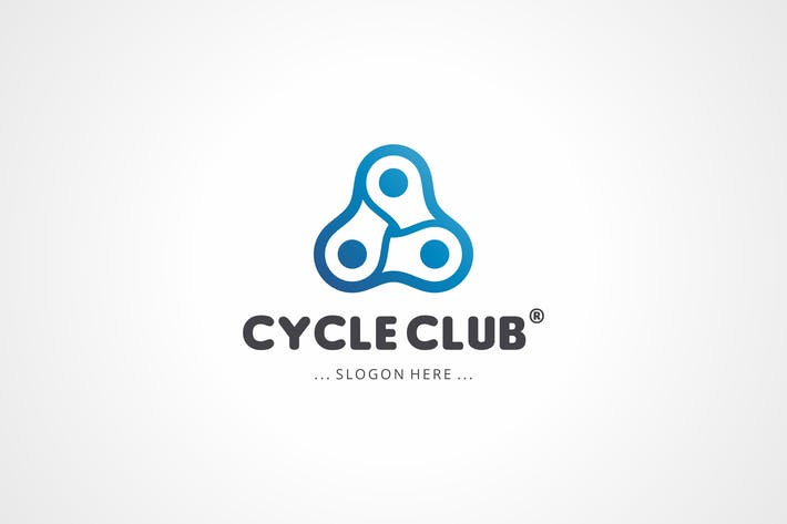 Cover Image For Cycle Club Logo