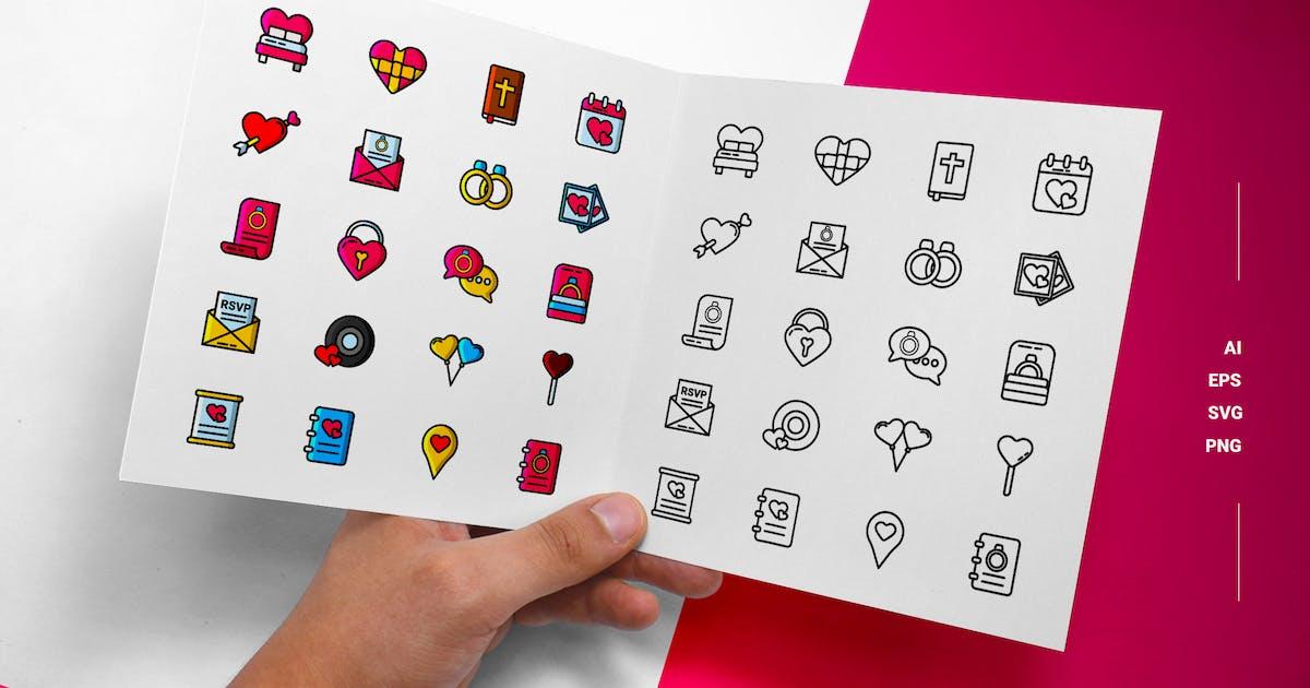 Download Wedding - Icons by esensifiksi