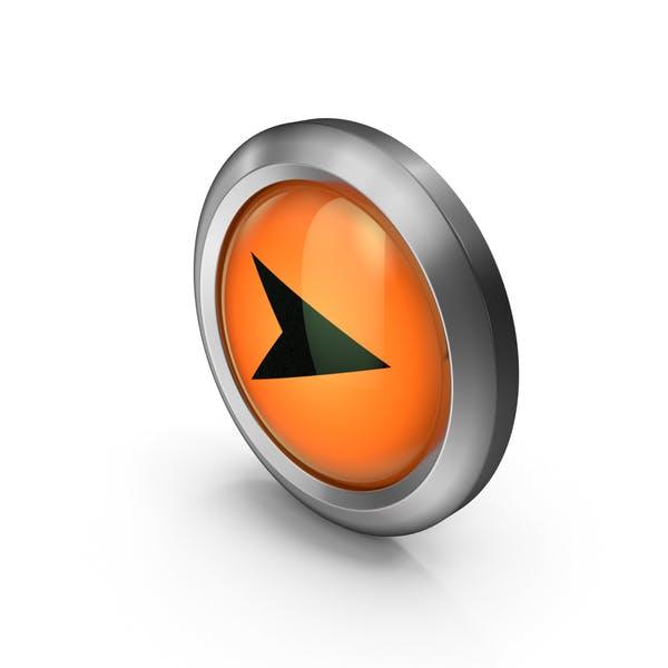 Icon Orange Arrows