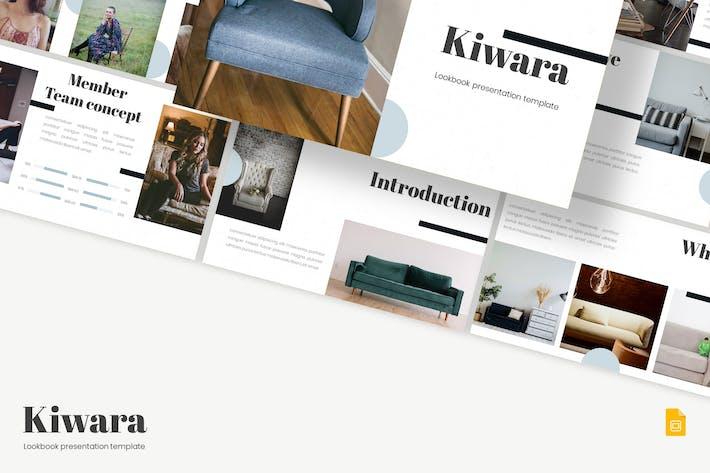 Thumbnail for Kiwara - Google Slides Template