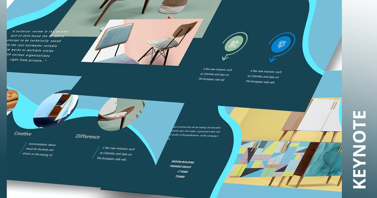 Download Margo Power Point Template by Incools