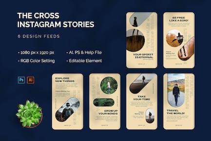 Cross - Instagram Story