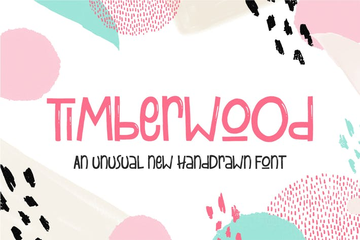 Cover Image For Timberwood Font