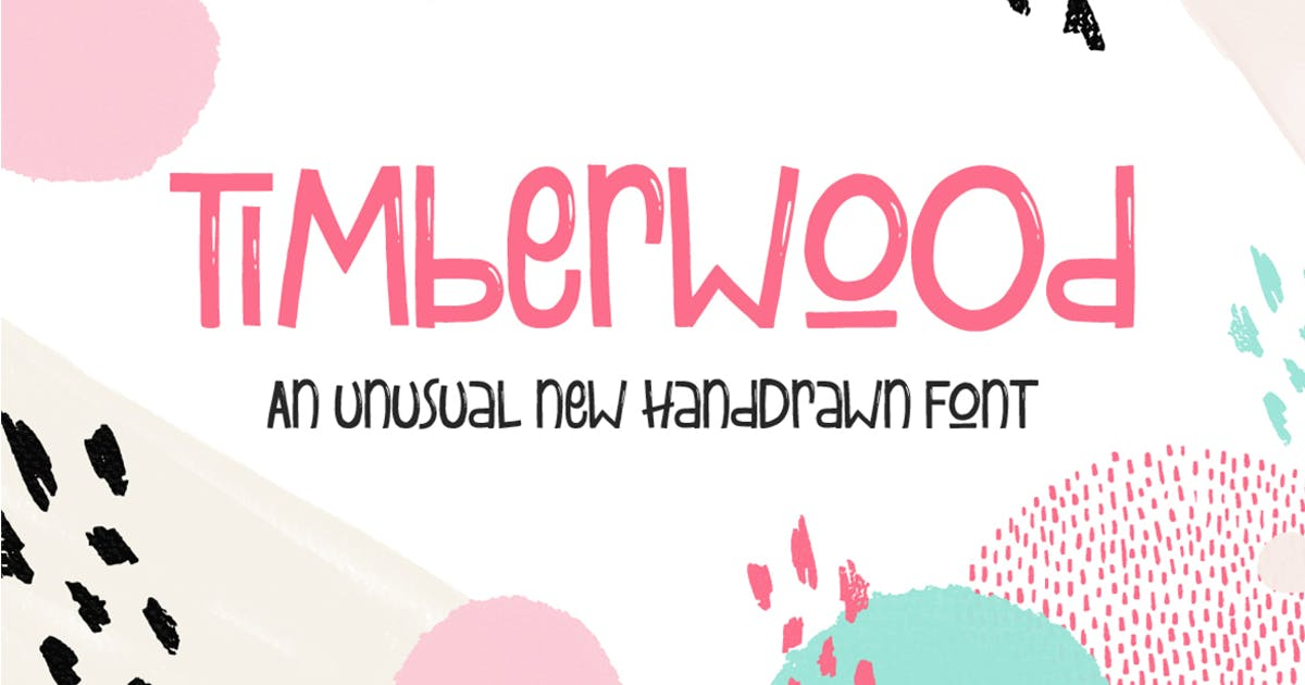 Download Timberwood Font by maroonbaboon
