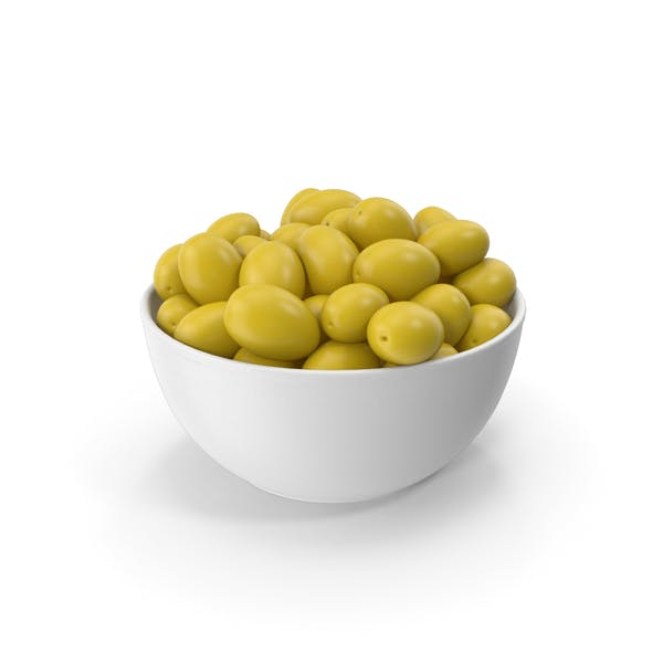 Bowl With Olives