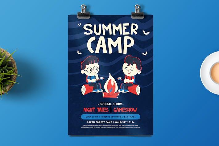 Thumbnail for Campamento de Verano