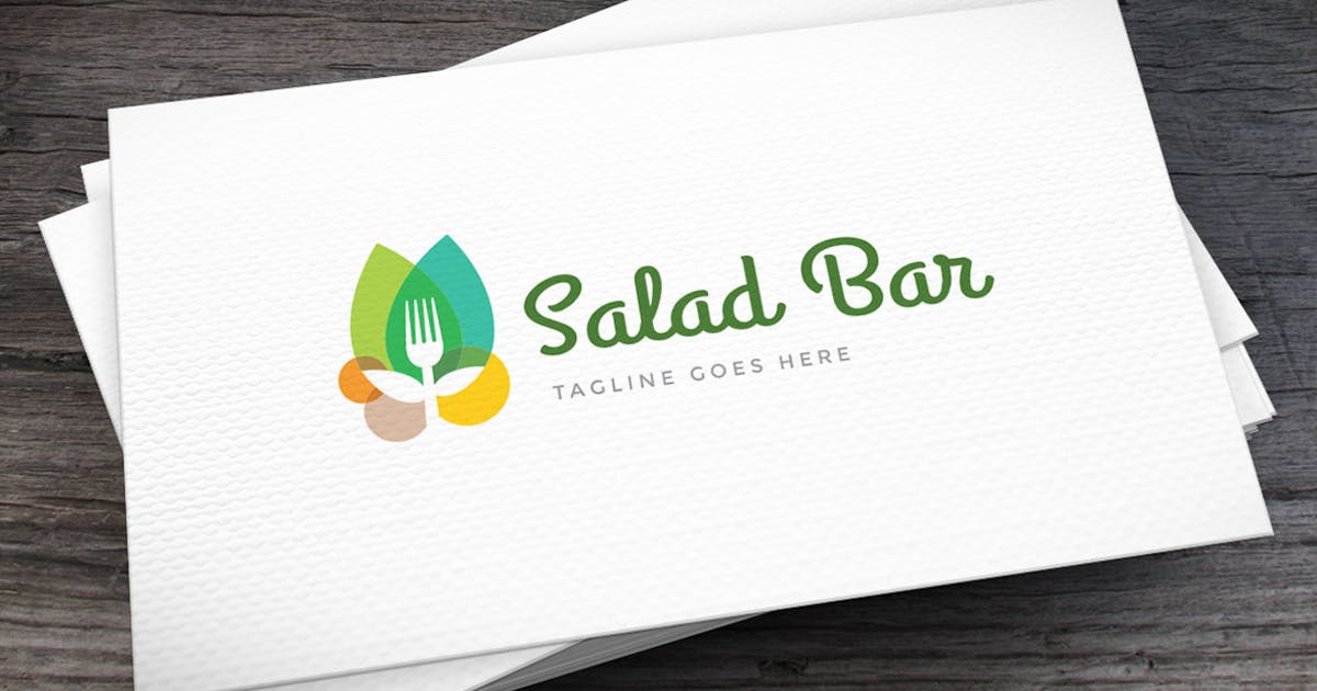 Download Salad Bar Logo Template by empativo
