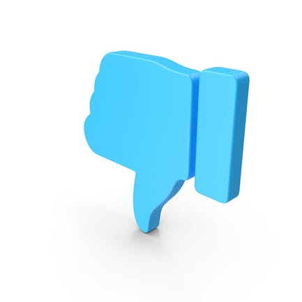 Thumbs-Down Web Icon