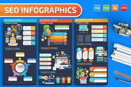 Infographies SEO