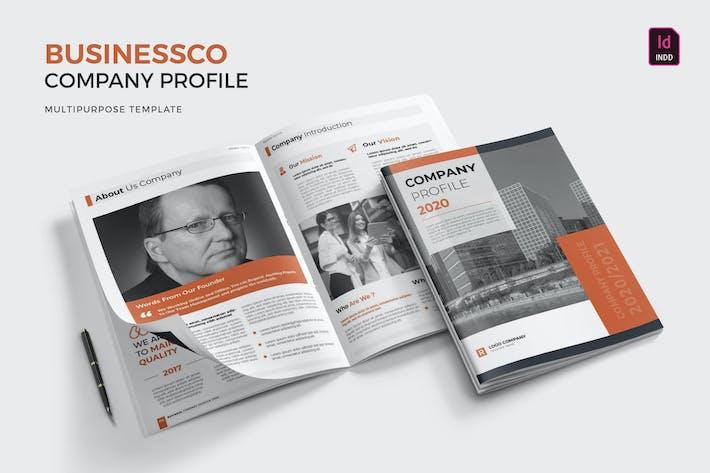 Businessco   Company Profile
