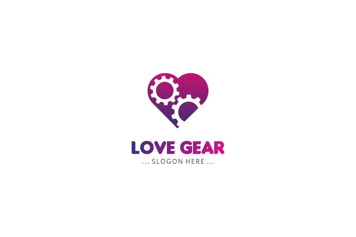 Thumbnail for Love Gear Logo