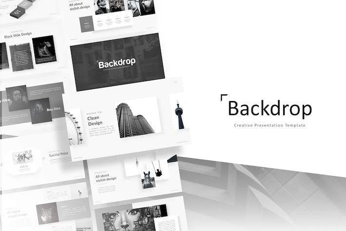 Thumbnail for Backdrop Creative Presentation