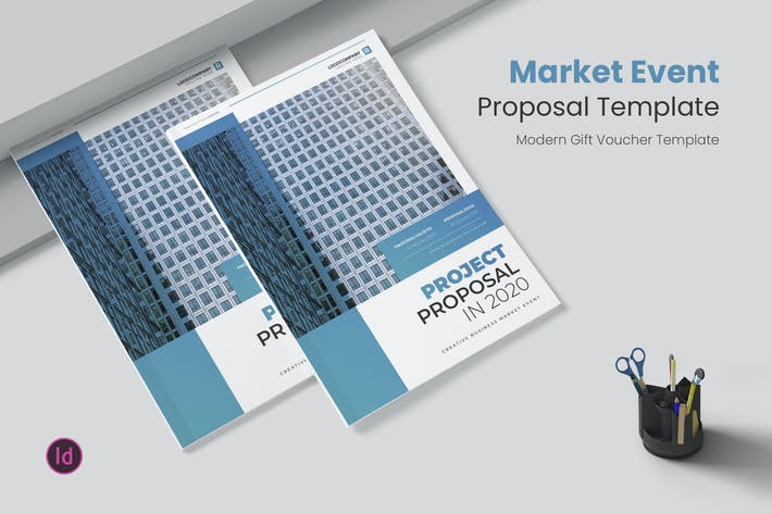 Cover Image For Market Event Proposal