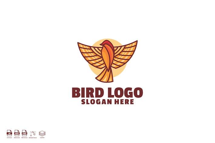 Thumbnail for Bird logo template