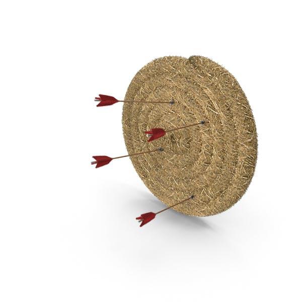 Thumbnail for Стрельба из лука сена рулон целевой практики