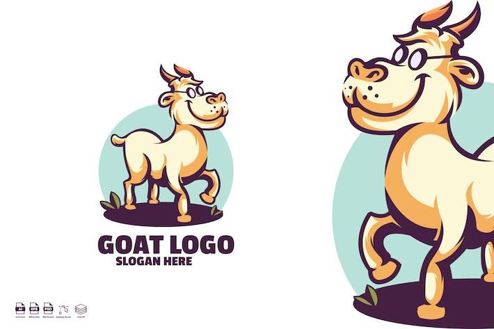 Thumbnail for Goat logo template